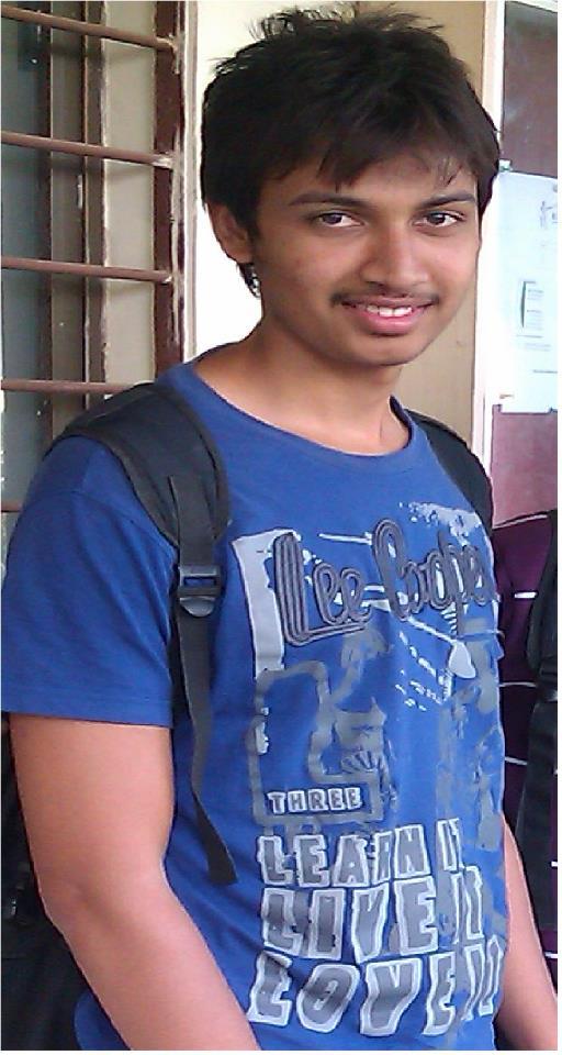 GATE Topper: Amit Mangore