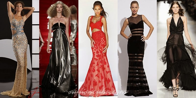 Summer 2014 Women's Prom Dresses Fashion Trends