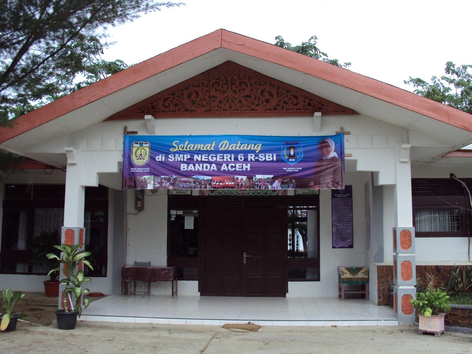 Smpn 6 Rsbi Banda Aceh
