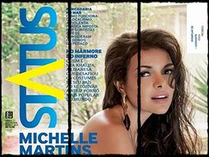 Michelle Martins Pelada Na Revista Status