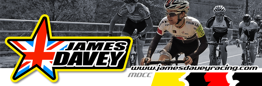 James Davey Racing | Blog