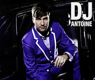 DJ Antoine Blue Suit Tiger Head Ring HD Wallpaper