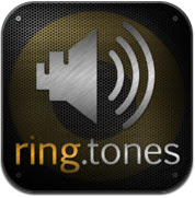 ring.tones - iPhone 5 app