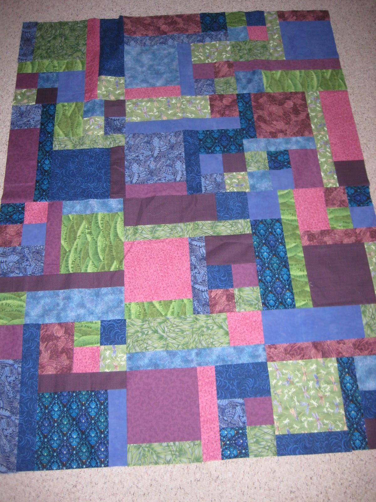 Alycia Quilts: Januarys Color Palette Challenge