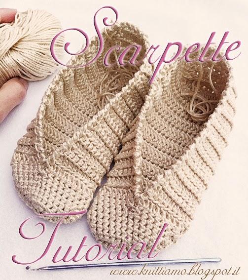 scarpetta in cotone per bimba