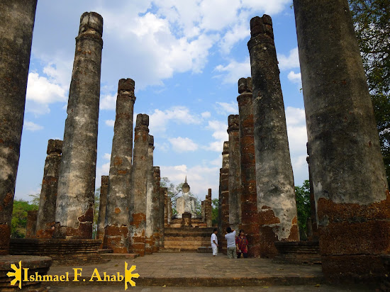 Ruins of Sukhothai Historical Park