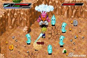 Dragon Ball Z for GBA Games Dragon Ball