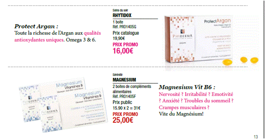 promotion, promo, mai juin, anny rey, happy journal