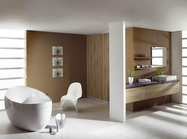 Decoracion De Baño Minimalista:Cuarto de Baño Minimalista Interior Ideas de Decoración – Interior
