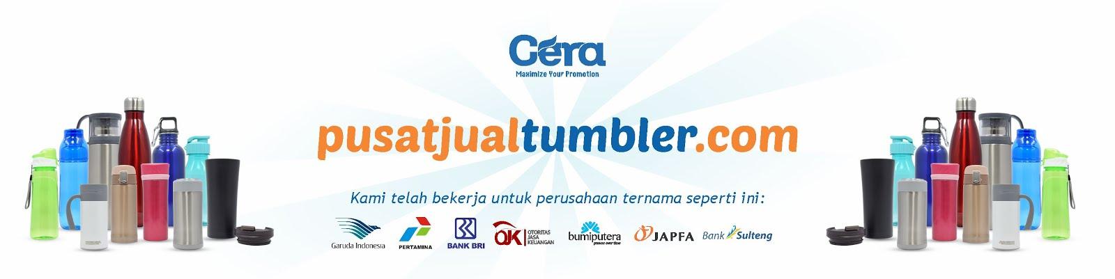 Pusat Jual Tumbler Terlengkap | Produsen Souvenir Tumbler Murah | Daftar Harga Tumbler Promosi