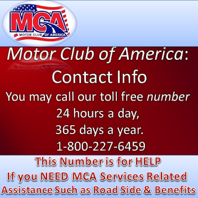 MCA Contact Number