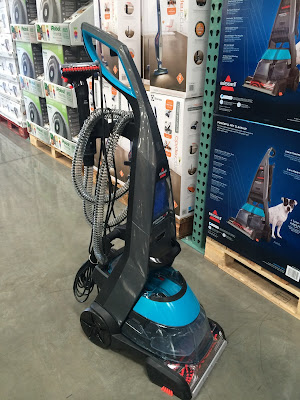 Bissell DeepClean Proheat Professional Pet Carpet Cleaner to clean carpets