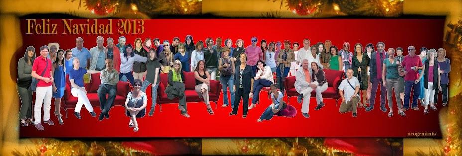Feliz Navidad Bloguera!