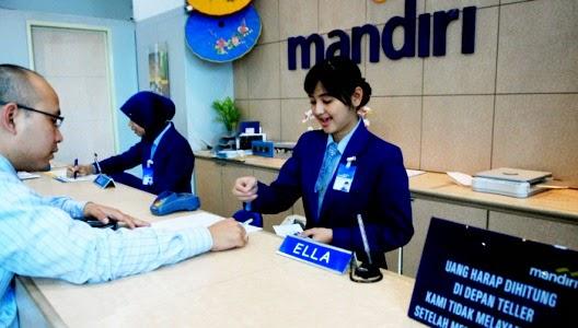 Lowongan Kerja Terbaru Bank Mandiri