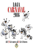 Carnaval de Loja 2016 - Roscos Chirigoteros - Palma Pajarón