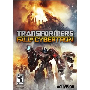 Transformers Fall of Cybertron Release Date PC