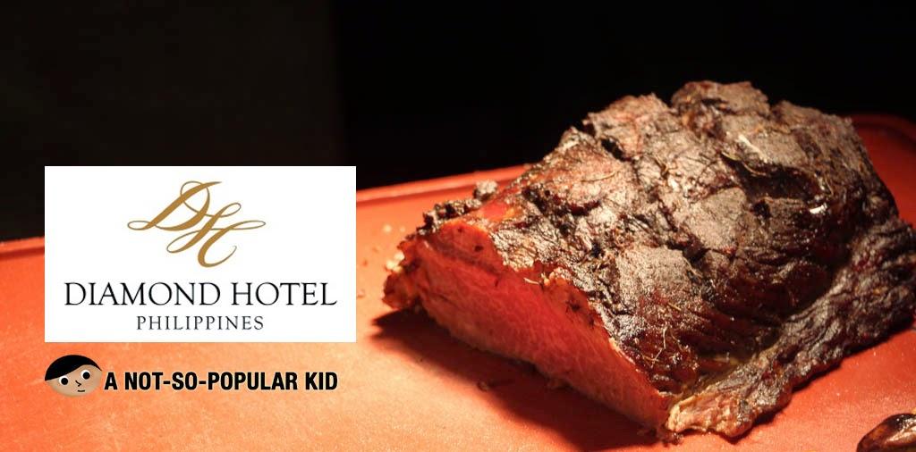 Diamond Hotel's Corniche Restaurant