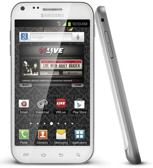 Virgin Mobile USA Releases Samsung Galaxy S II 4G