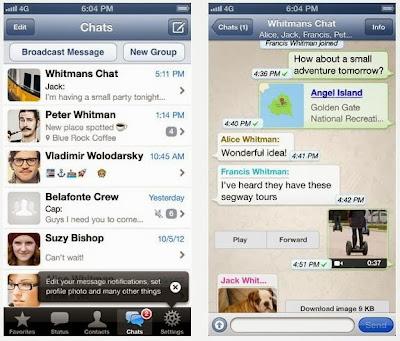Supera Whatsapp los 300 millones de Usuarios