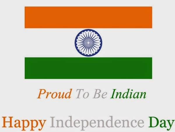 happy independence day Messages 2014