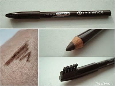 essence - eyebrow designer 02 brown