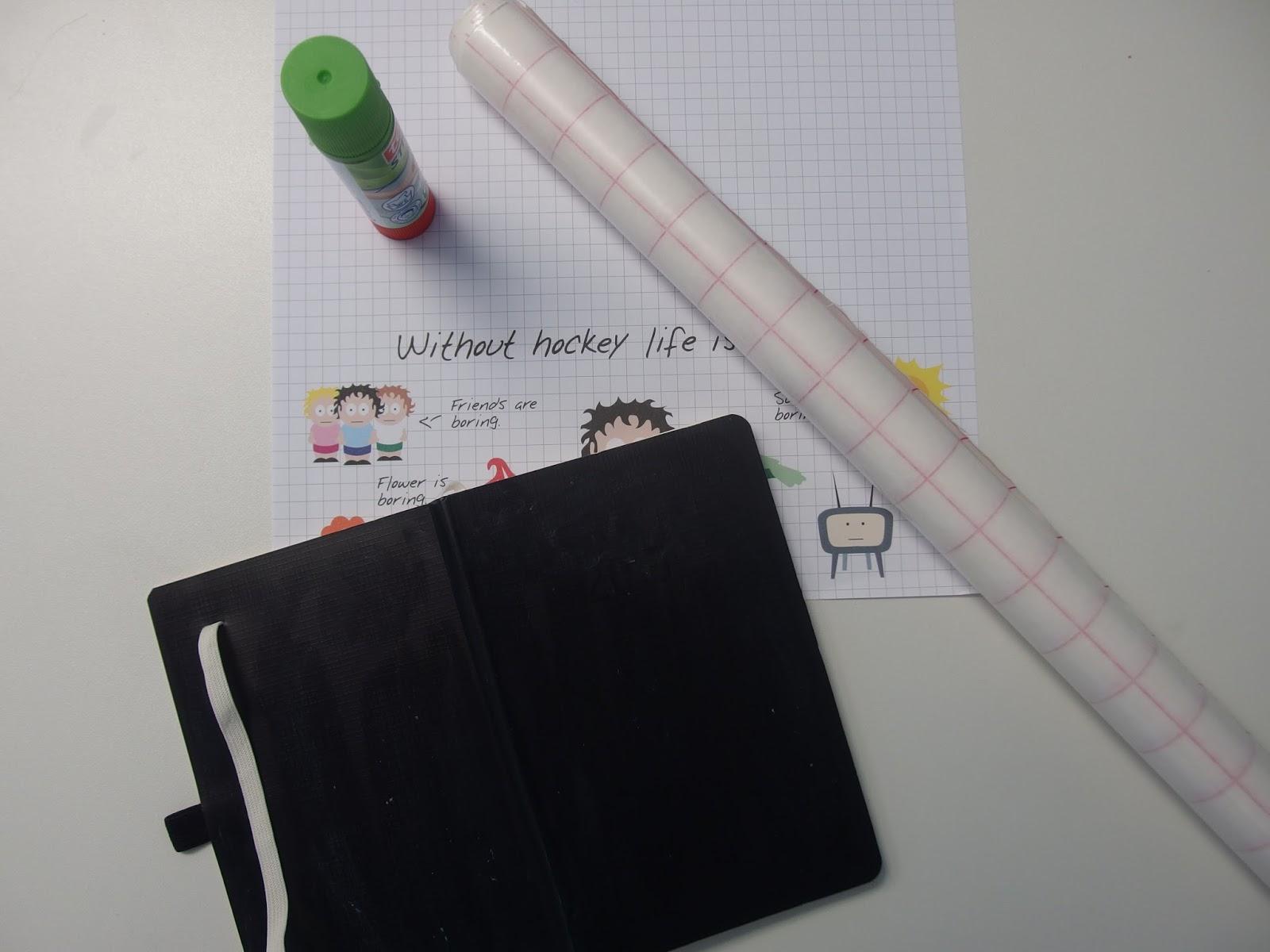 Das kleine testcaf chronobook taschenkalender von avery for Durchsichtige klebefolie