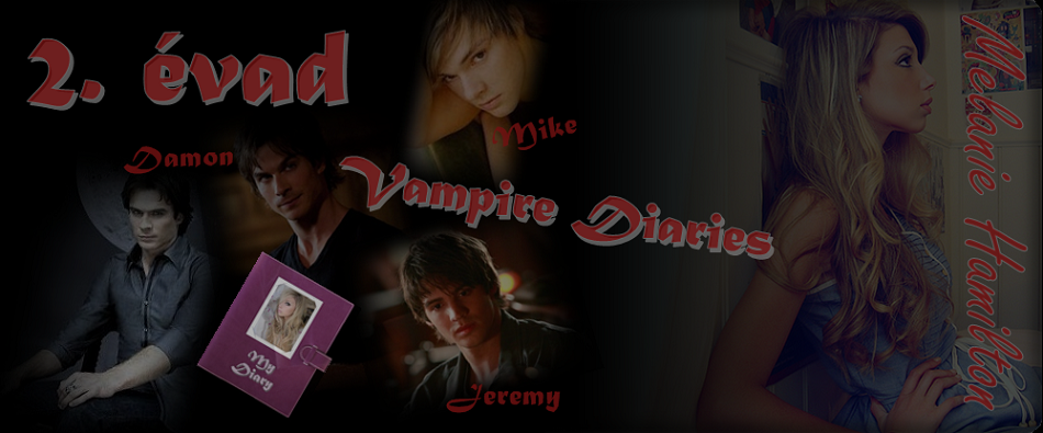 Vampire Diaries HU By: Melly