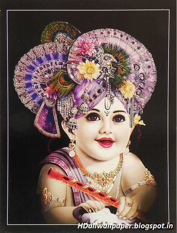 HD All Wallpapers: Bal Gopal Krishna Beautiful Images On Mobile Status