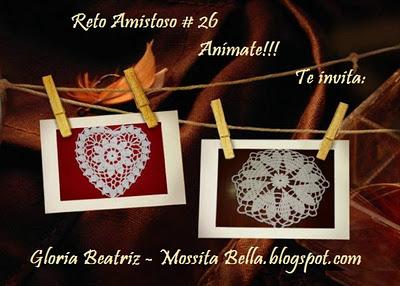 RETO AMISTOSO 26!!!  CUMPLIDO!!!
