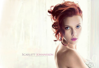 scarlett johansson glamours by macemewallpaper.blogspot.com