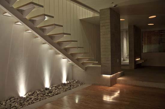 escalera moderna diseo minimalista
