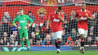 Manchester United 2 - 3 Blackburn