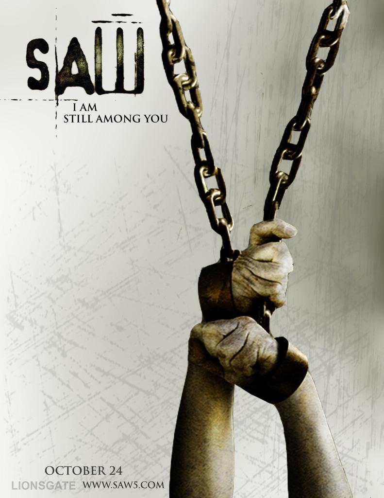 Watch Saw V Movie Online Free 2008