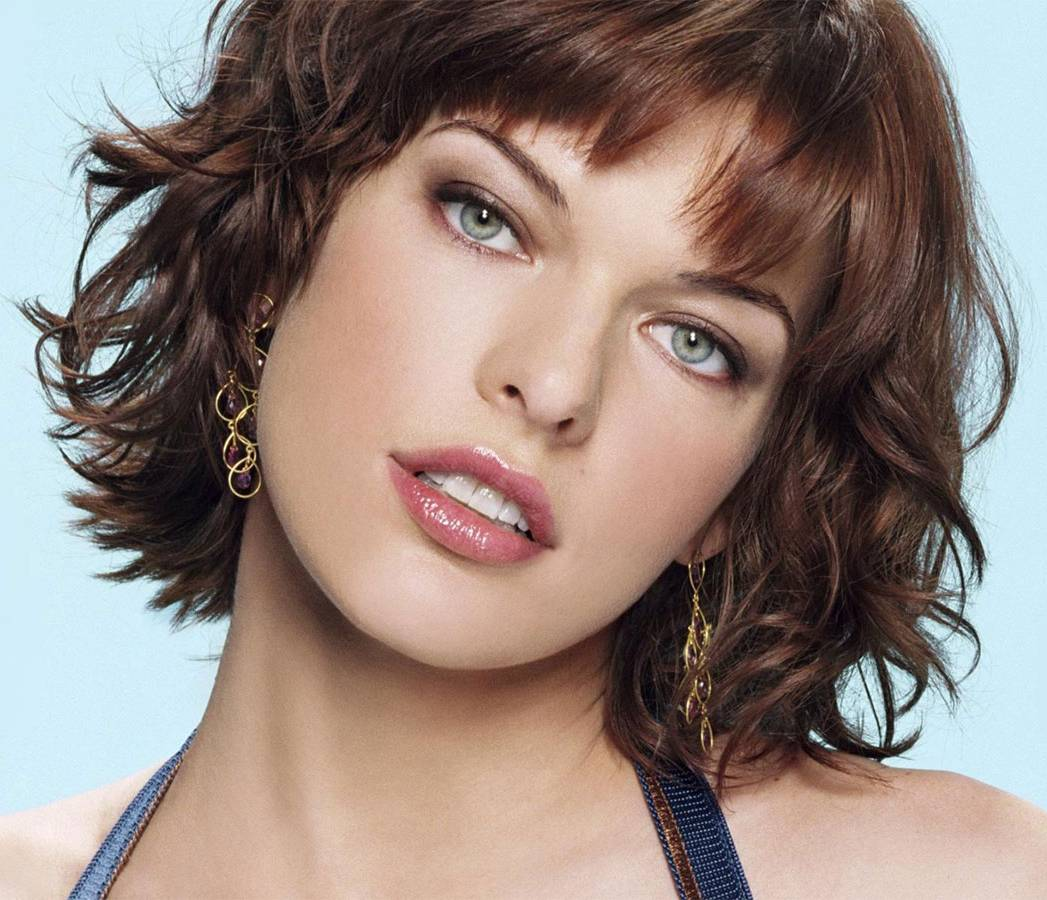 Short curly bob hairstyle adrianne palicki hairstyles - The A S Random Thoughts A S 2011 Sexiest Women Alive
