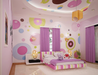 Teenage Girls Room Paint Ideas