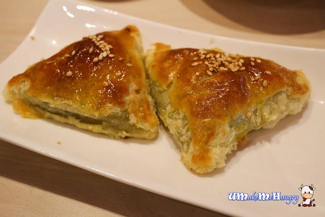 Canton-I BBQ Pork Pastries