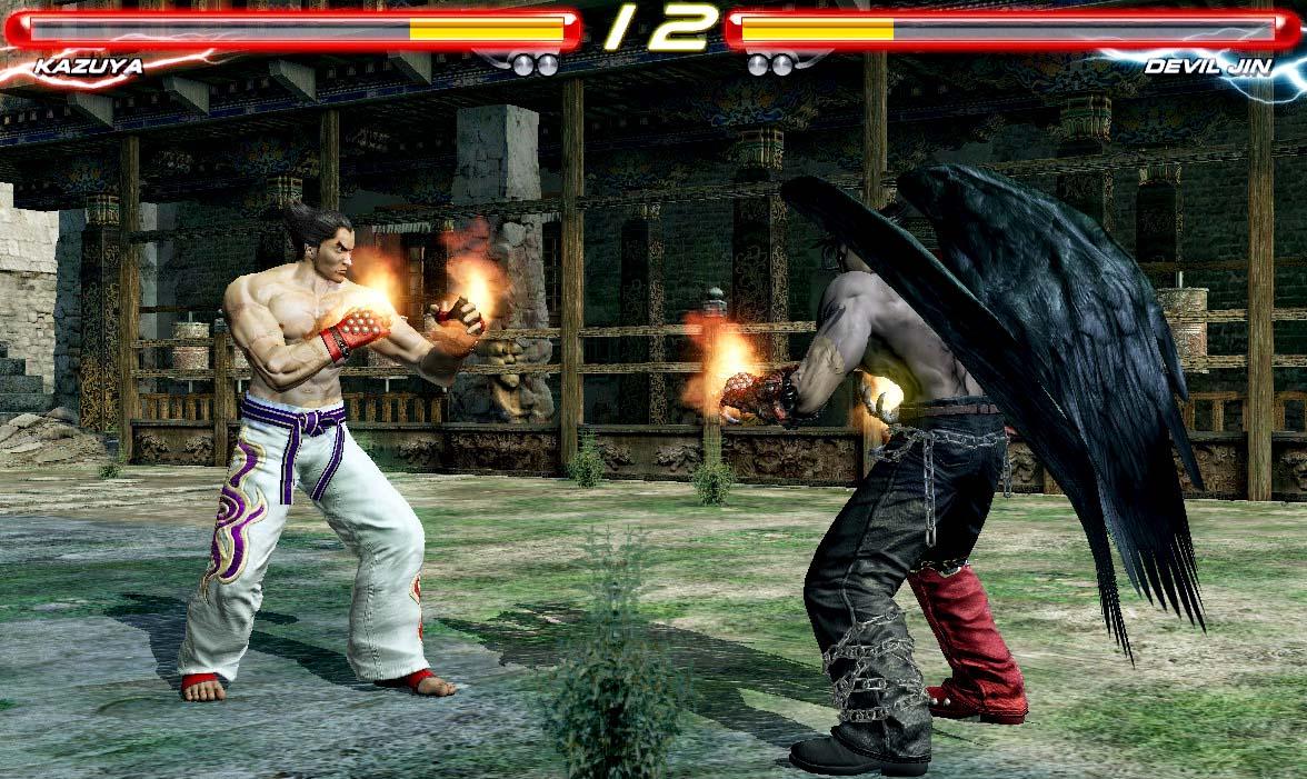 tekken 6 online games play