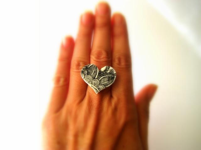 anillo corazon san valentin