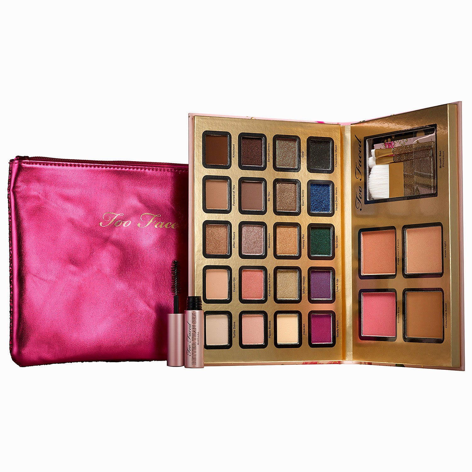 holiday 2014, 2014 holiday, too faced, holiday makeup, mascara, eyeshadow, eyeshadow palette, sephora, affiliate