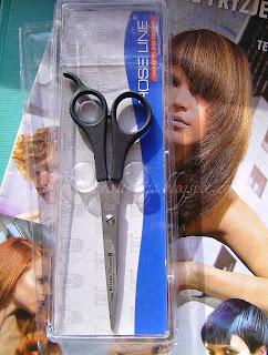 Podcinanie włosów w domu czyli coś dla zapuszczających