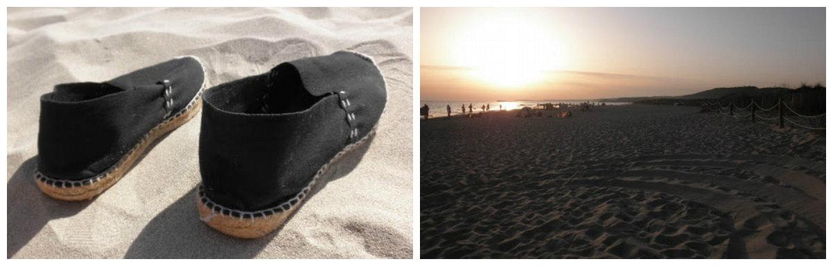 inicitaiva, playa , dias de ocio, hoy compartimos, espartanas, playa, son bou