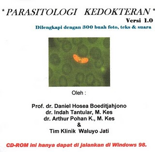 Parasitology kedokteran