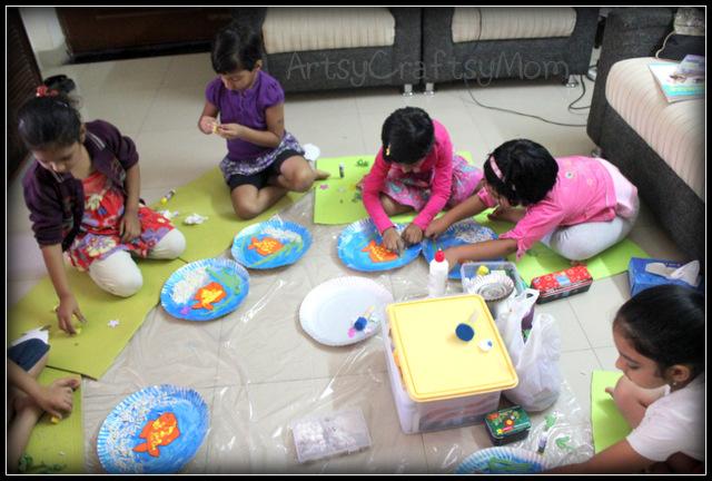 Craft Class3+ kids