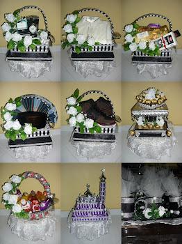 Gubahan Black & White(22/5/11)