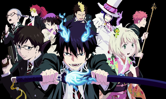 Ao no Exorcist HD 1080p