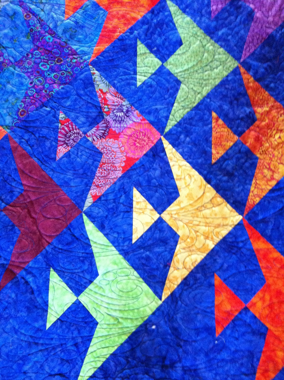 Red Barn Quilting