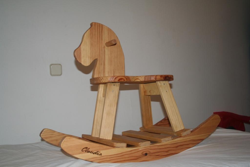 Aguja y taladro caballito de madera - Caballito de madera ikea ...