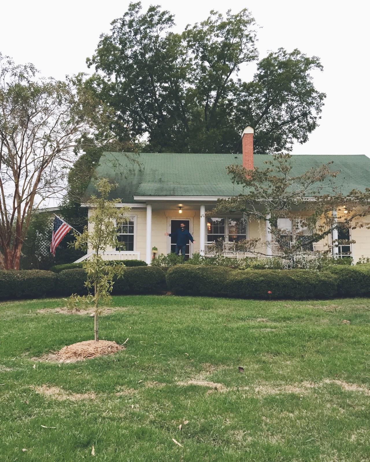 The Honey Pot Dogwood Cottage B B In Eupora Mississippi