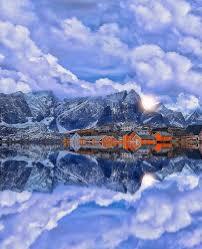 CLIMA <br> Los lugares con más nubes del mundo