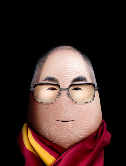 Tenzin Gyatso, a.k.a. the 14th Dalai Lama - spiritual leader of Tibet DitoDalaiLama